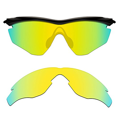Kygear Anti-fading Polarized Replacement Lenses for Oakley M2 Frame Sunglasses