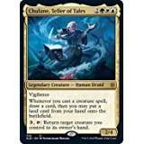 Chulane Teller of Tales Magic Throne of Eldraine ELD MTG NM FREE SHIPPING