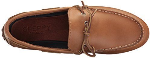Sperry Top-sider Mens Hamilton Ii Veneziano Slip-on Mocassino Abbronzatura