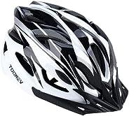 TOONEV Cycling Bike Helmet, CPSC Safety Certified - Super Light Integrally Sport Mountain Bike Helmet Adjustab