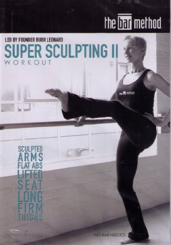 The Bar Method Super Sculpting II Workout