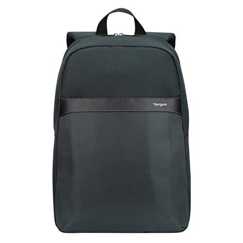 Targus GeoLite Essentials for 15.6-Inch Laptop Backpack, Black (TSB96001GL)