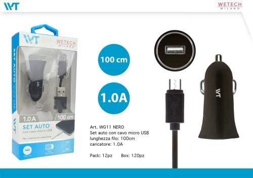 Azul, Plata afeitadora Juego de Coche con Cable Micro USB para ...