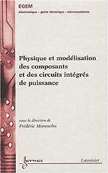 Physique et modélisation des composants et des circuits intégrés de puissance