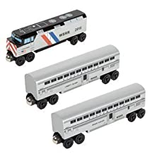 John Henry Streamliner Passenger Train Set