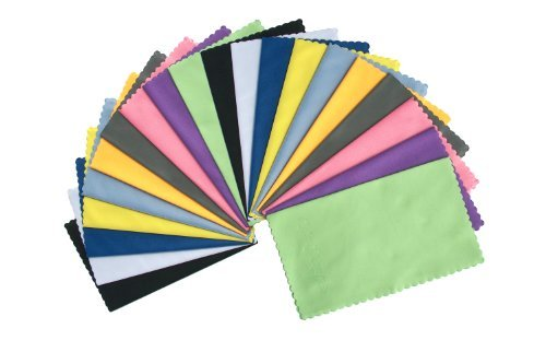 coloryourlife-20-pack-microfiber-cleaning-cloths-for-apple-iphone-smart-phones-ipad-tablets-lenses-l