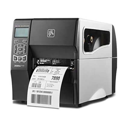 Amazon com: Zebra ZT23042-D01200FZ ZT230 DT 203DPI 4IN SER