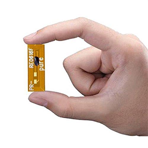 YJYdada NFC Multifunctional Waterproof Intelligent Ring Smart Wear Finger Digital Ring (D)