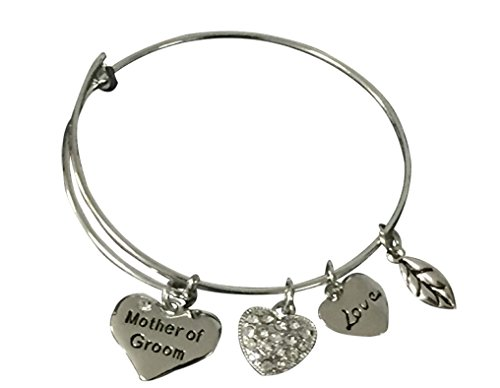 Infinity Collection Mother of the Groom Gift - Mother of the Groom Bracelet, Makes the For Mother of the Groom from Infinity Collection