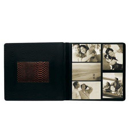 Raika HP 113-C PINK Front-Framed Combination Large Photo Album - Pink by Raika