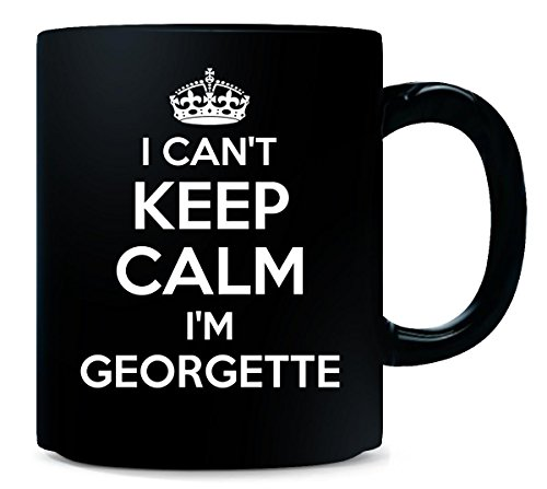 I Can't Keep Calm Im Georgette Cool Gift - Mug ()