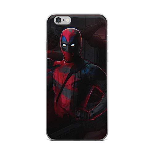 iPhone 6 Plus/6s Plus Pure Anti-Shock Case Deathpood Dark -