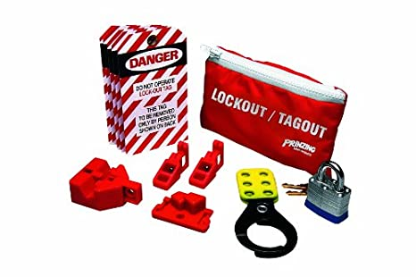 brady economy breaker lockout kit 45608 - Lock Out Tag Out Kits