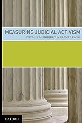 Measuring Judicial Activism Kindle Edition