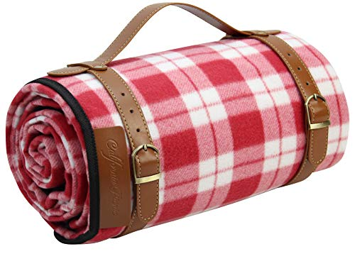 Cheapest Price! Picnic Blanket Waterproof Extra Large | Beach Blanket Sand Proof Oversized Waterproo...