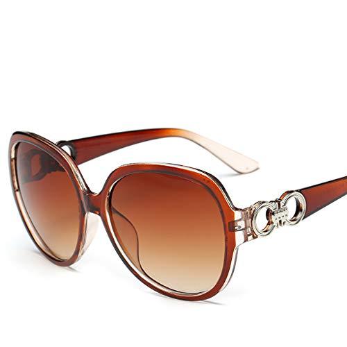 visage de rondes conduite mode de de grand de de lunettes Lunettes dames protection vintage UV A soleil cadre Lunettes xIqF4ZwdHH