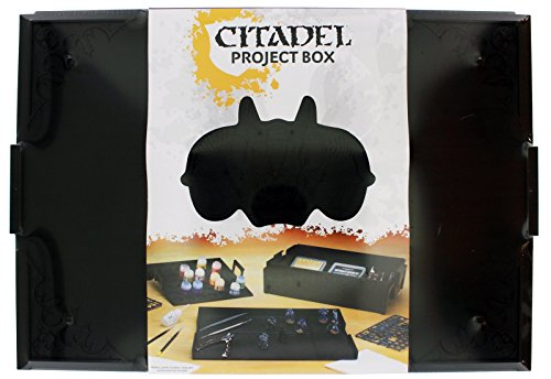 Citadel Project Box from Games Workshop