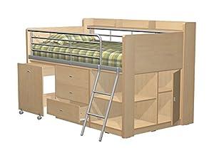 Rack Furniture Charleston Loft Bed