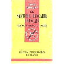 Le systeme bancaire français