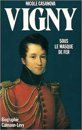 Alfred de Vigny en francais