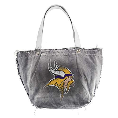 - NFL Minnesota Vikings Vintage Tailgate Tote