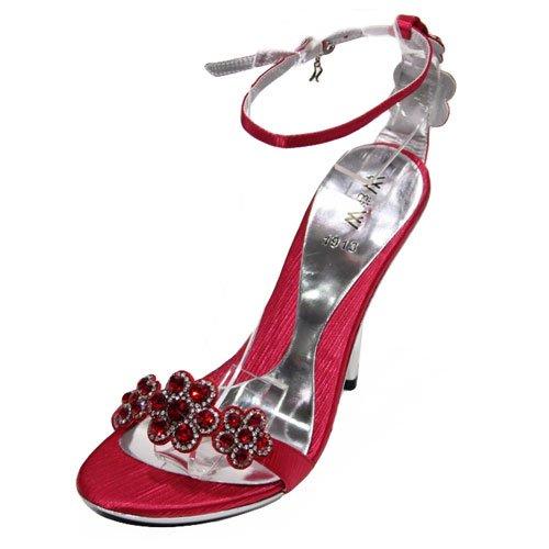 Wear & Walk UK - Sandalias de vestir para mujer Multy MjMgNj