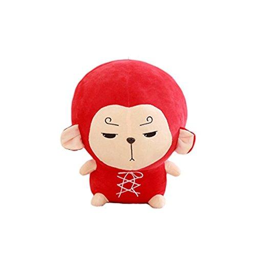 Bosunshine Korean TV Hwayugi A Korean Odyssey Lee seung GI Stuffed Monkey Animal Plush Animal Dolls Plush Toys