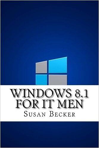 Windows 8.1 For IT Men
