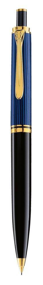 PELIKAN Souveran 400 Gt 7mm Pencil, Black/Blue (997171) by Pelikan (Image #1)