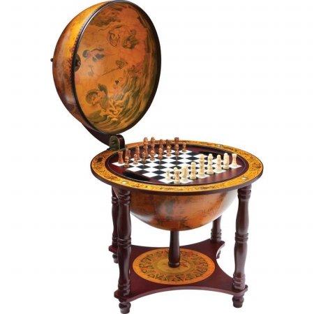 BNFUSA HHGLBCH Kassel 13 in. Diameter Globe with 57 Pieces C