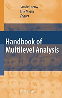 Handbook of Advanced Multilevel Analysis (European Association of Methodology Series)