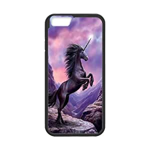 JenneySt Phone CaseMagische Unicorn For Apple Iphone 6 Plus 5.5 inch screen Cases -CASE-5