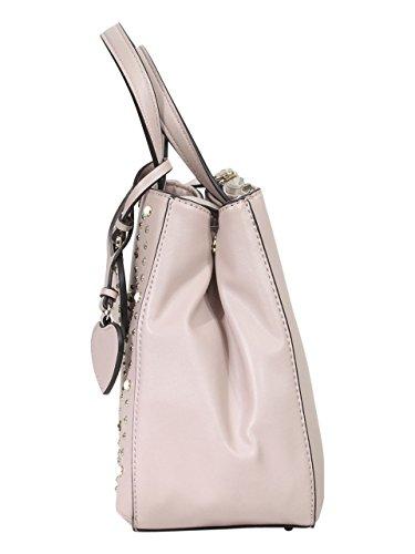 Guess Sac X Femme Bandoulière L H Centimeters Hobo 12x22 w 5x28 nude Rose Bags 5 À 44RqrSx