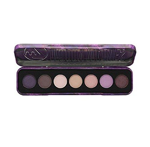 W7 Moody Mauves Purple Passion Shades, Eye Colour Palette, 7