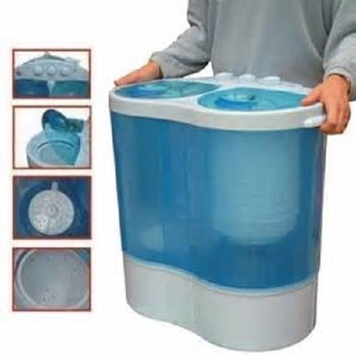 Manatee Portable Mini Washing Machine Washer Spin Dryer