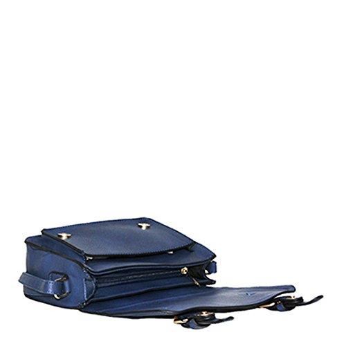 Clutch UK 03 014 Size One Blue Women's 1 BELOVEDbag 17 wxqOHUYX