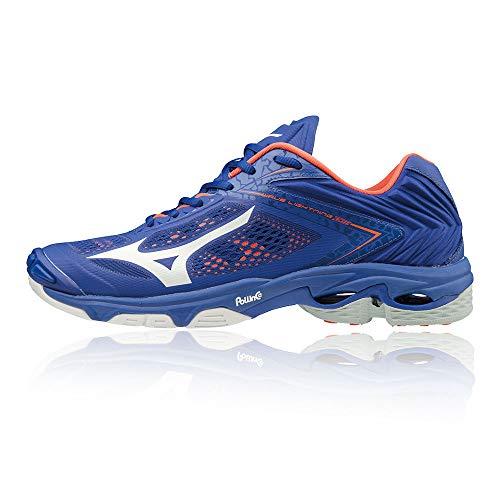 Chaussures Lightning Z5 Mizuno Azul Wave pwqC6T