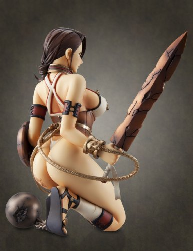 Excellent Model Core Queen's Blade Rebellion P-8 Branwen 1/8 Scale 15cm Tall Figure