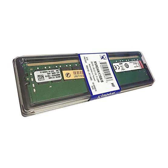 Kingston 8GB 2400MHz DDR4 Non-ECC CL17 DIMM 1Rx8 41eKLn4e PL. SS555