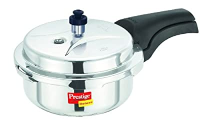 Prestige Deluxe Stainless Steel Pressure Cookers