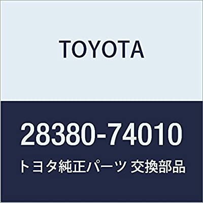 Toyota 28380-74010 Fuel Pump Relay Assembly