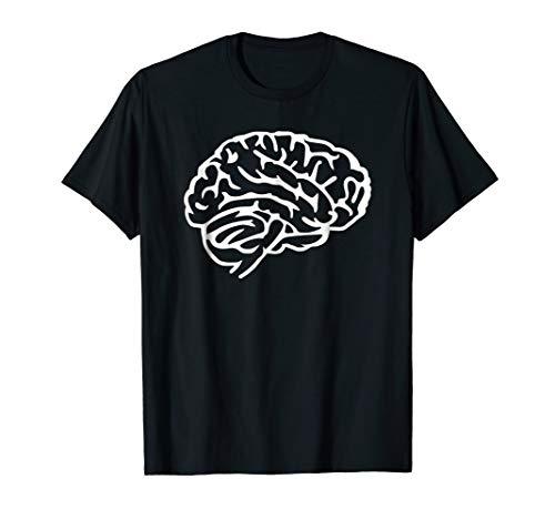 Brain T-Shirt - Brain T-shirt Womens