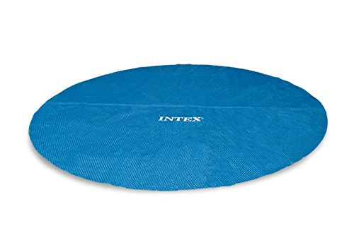 Intex Pool Accessories (Intex Solar Cover for 12ft Diameter Easy Set and Frame Pools)