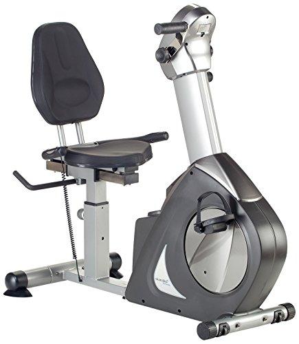 Skandika Ganzkörpertrainer Cardio Medic Pro mit Brustgurt, 120 x 70 x 122 cm