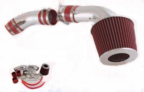 88 89 99 90 91 92 93 94 95 Toyota Pickup / 4Runner / T-100 3.0 V6 Cold Air Intake + Red Filter CTY3R