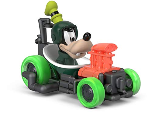 (Fisher-Price Disney Mickey & the Roadster Racers, Goofy's Hot Rod Supercharged)