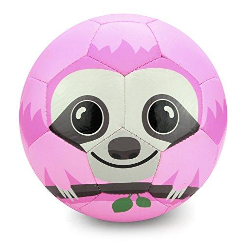 Daball Kid Soft Soccer Ball (Mari The Pink (Pink Soft Soccer Ball)