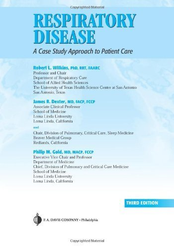Respiratory Disease: A Case Study Approach to Patient Care by Dexter MD FACP FCCP, James R., Wilkins PhD RRT FAARC, Ro (2006) Paperback
