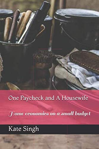 One Paycheck and A Housewife: Home economics on a small budget (Decorating A Small House On A Budget)