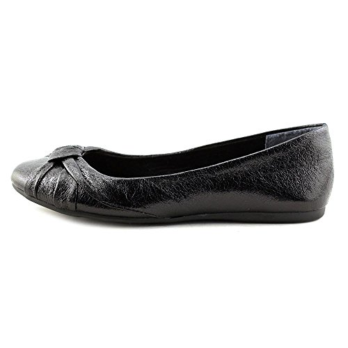 Style & Co. Womens Audreyy Round Toe Ballet Flats Black Yvte986H